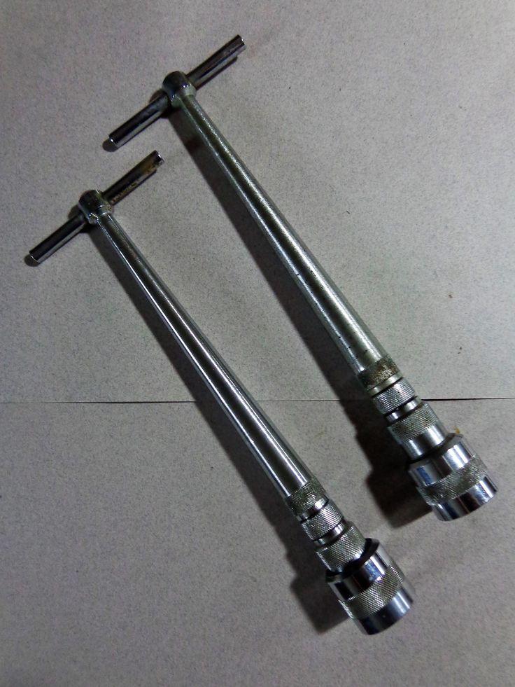 Bike frame fork tools 2 vintage alignment bicycle tools