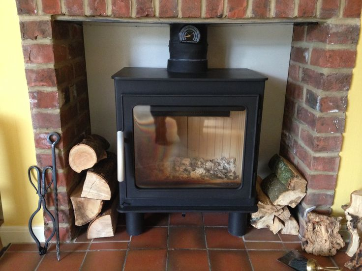 Nordpeis Bergen 5kw stove at colesforfires.co.uk