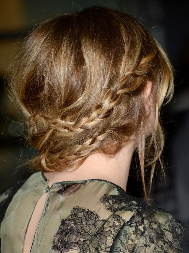 21 Movie star Hairstyles For When You Do not Need To Wash Your Hair