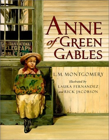 Anne of Green Gables by L.M. Montgomery, http://www.amazon.ca/dp/0887765157/ref=cm_sw_r_pi_dp_Rxzyrb0R89VAT