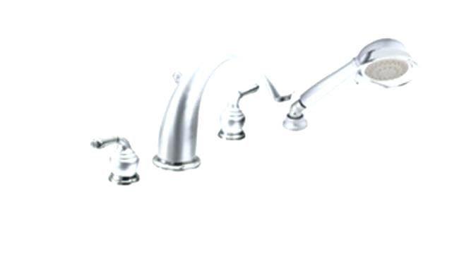 bathtub faucet handle repair moen tub