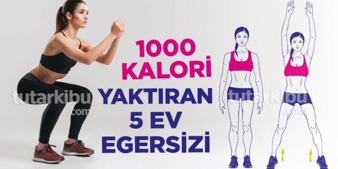 1000 Exercises to Burn Calories – Ordan burdan