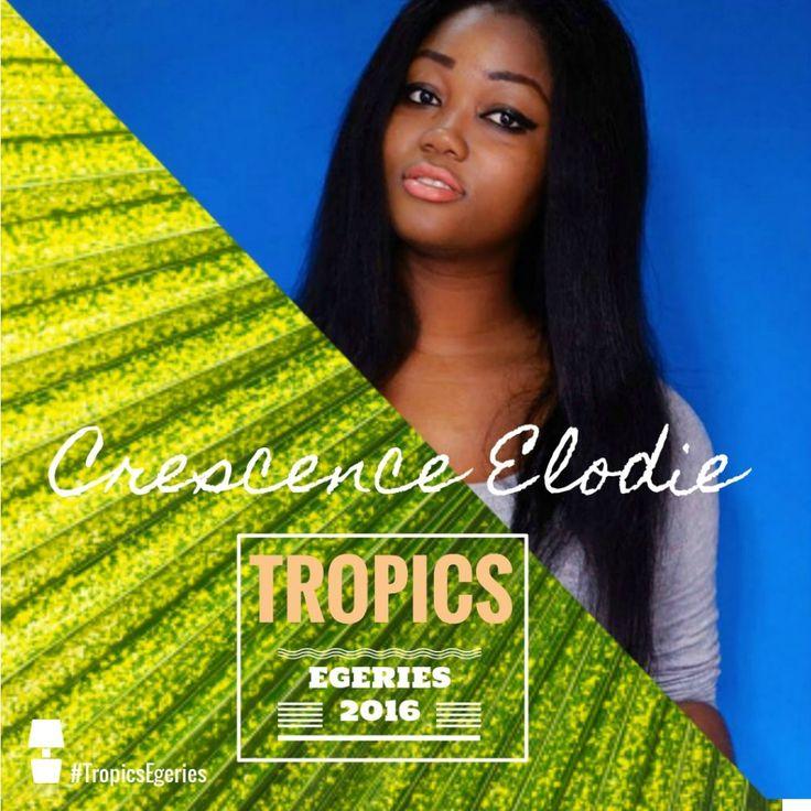 Crescence Elodie - Tropics Egéries by Tropics Magazine