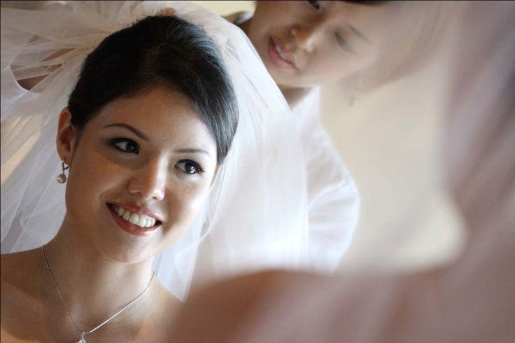 One of our glowing brides by Tirtha Bridal Uluwatu Bali