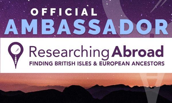 This Time I'm an Ambassador   Lonetester HQ #utproadshow17 #genealogy