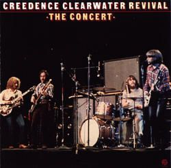 Creedence Clearwater Revival - The Concert (180 Gram Vinyl)