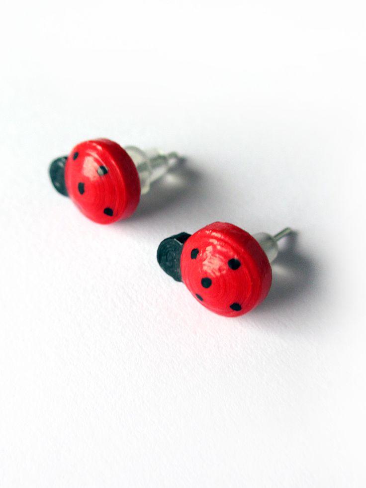 Mini ladybug