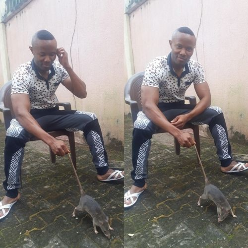 See How a Young Man Made Pepper Soup with Bush Rat After Hunting It Down (Photos)  http://ift.tt/2h8FpZS
