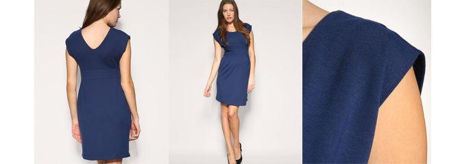 Asos blauwe jurk