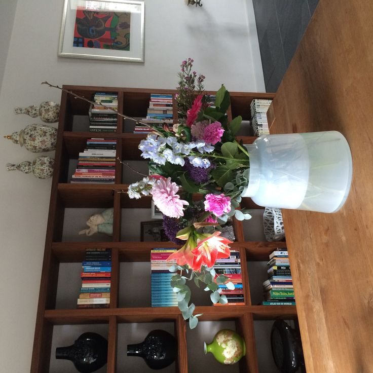 Flowers at home