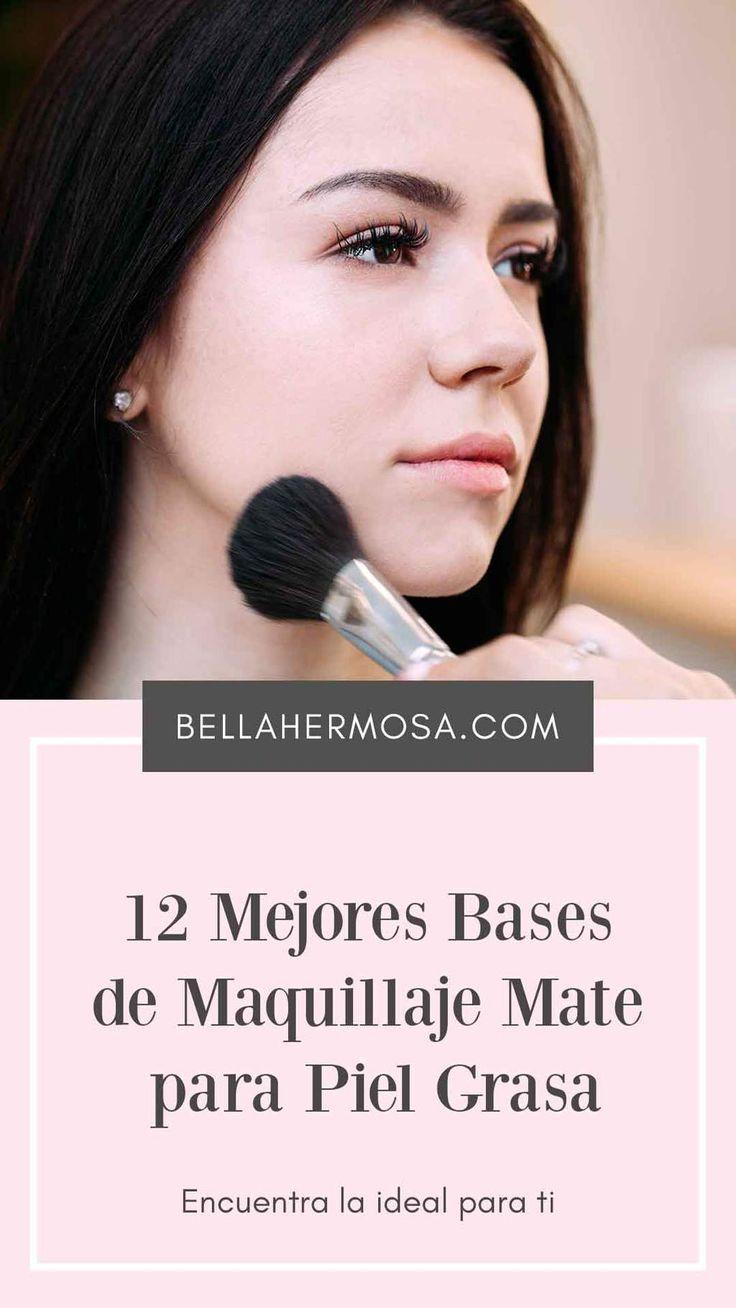 ¿Estas buscando una base de maquillaje mate para la piel grasa? Echa un vistazo porque a continuación te presentamos 12 mejores bases de maquillaje mate para piel grasa.¿Qué es una base de maquillaje mate...