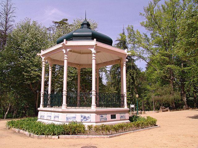 Coreto - Portugal, Parque de La Salette, Oliveira de Azeméis, Aveiro