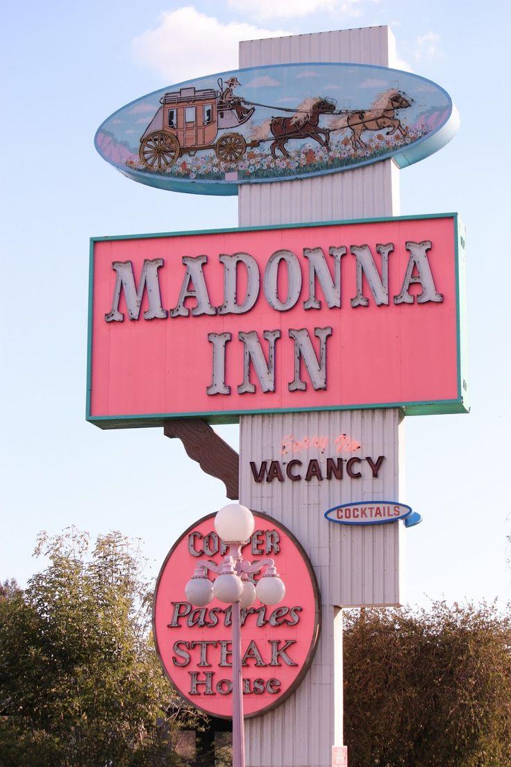 Vintage Blog - The Pink Collar Life: Madonna Inn Part 1