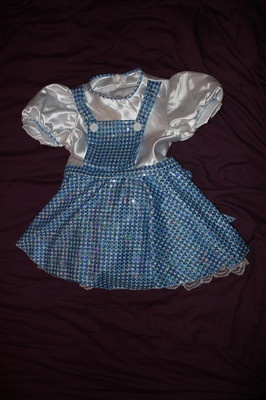 Wizard of Oz Sequin Dorothy Dress - Girlu0027s Size Small - Rubies Halloween Costume | eBay & 94 best eBay Goodies images on Pinterest | Goodies Gummi candy and ...