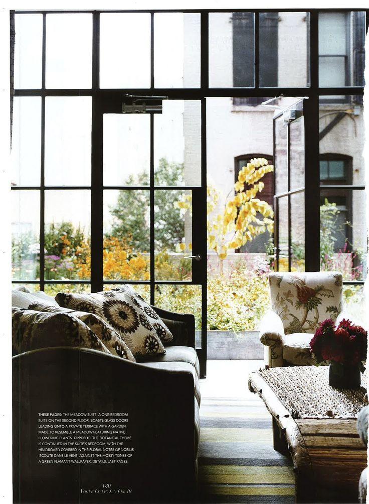 Steel windows and doors & 13 best Dark framed doors / window images on Pinterest   Steel ...
