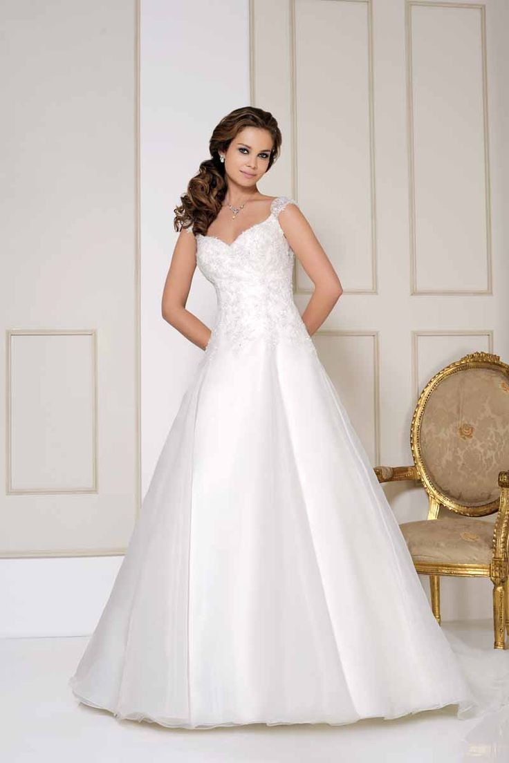 17 best Princess Wedding dresses from Wedding Belles of Otley images ...