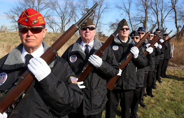 Veterans volunteer to provide military funeral honors at Washington Crossing National Cemetery in Pa. | NJ.com