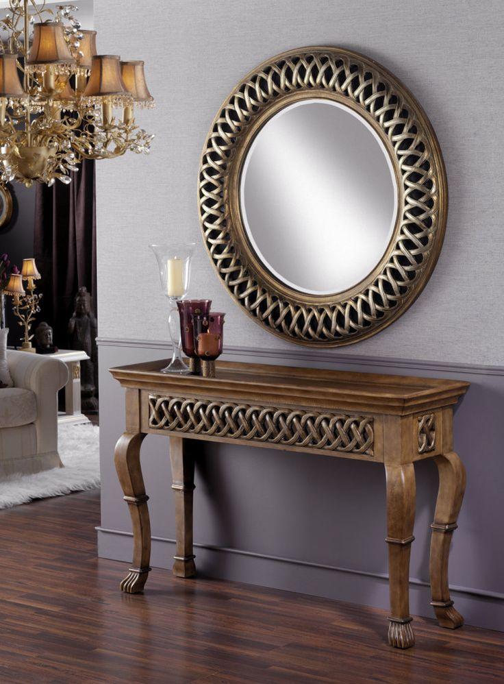 M s de 25 ideas incre bles sobre espejos redondos en for Espejos circulares pequenos