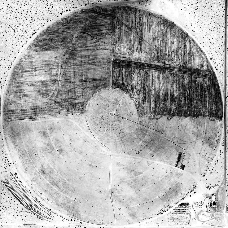 Marco Cadioli Abstract Journeys : Photo - Google Earth