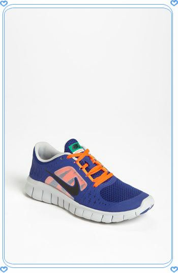 Nike 'Free Run Running Shoe (Big Kid) available at Nordstrom