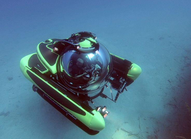 Malta - Submarine Pilot Course $40,000
