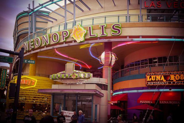 Las Vegas-Nevada-Celestial Comics and Toy Shack at Neonopolis