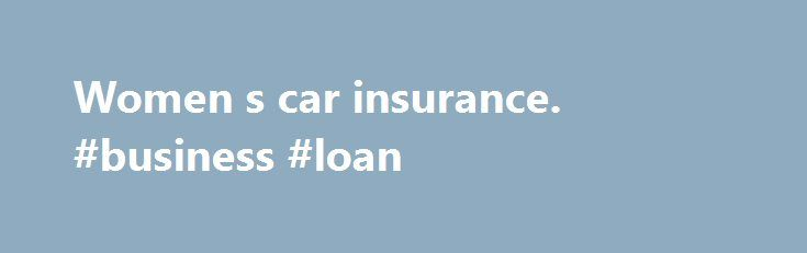 "Women s car insurance. #business #loan http://insurance.remmont.com/women-s-car-insurance-business-loan/  #womens car insurance # Women's car insurance In December 2012 the European Court of Justice (ECJ) decided that insurers were no longer allowed to take gender into account when setting insurance premiums. %img src=""http://www.confused.com/%3C/p%3E%0D%0A%3Cp%3E/media/article-images/Motoring/carefree-woman-in-car-driving.jpg"" /% How has car insurance changed for women? In the past, women…"