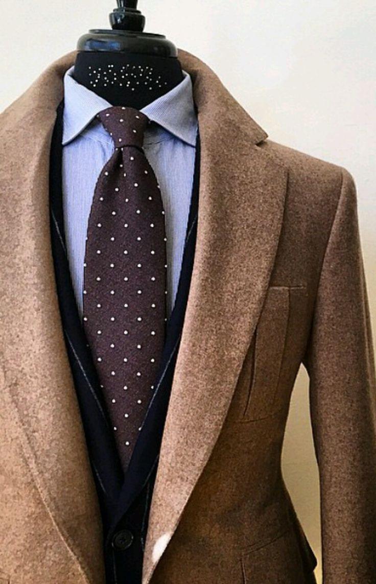 Men's Suit Wool