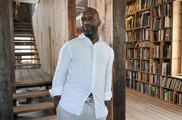 Theaster Gates please design my library #pic