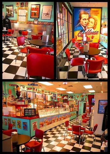 Hershey's Ice Cream Parlor, Baton Rouge, LA