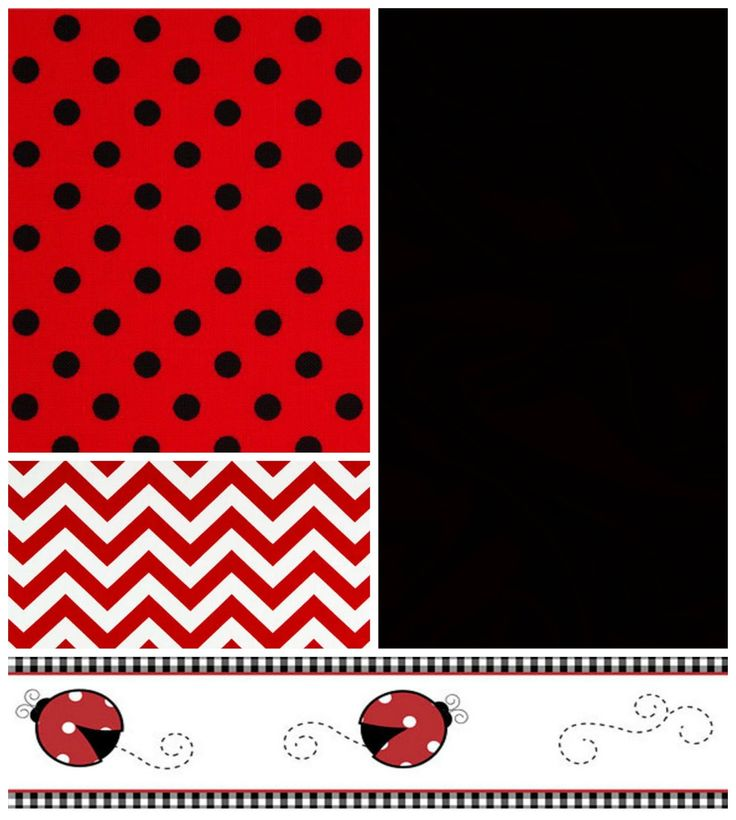 ladybug invite templates
