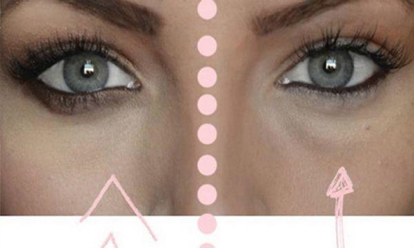 Ako odstrániť tmavé kruhy pod očami so sódou bikarbónou a ako očistiť celú tvár | Domáca Medicína