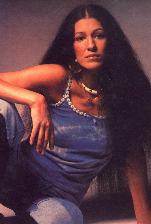 Multiple Grammy Award winning American vocalist, Rita Coolidge is Cherokee. She even created a Native American music trio, Walela.