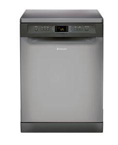 Hotpoint Extra FDFEX11011G Freestanding Standard Dishwasher - Graphite