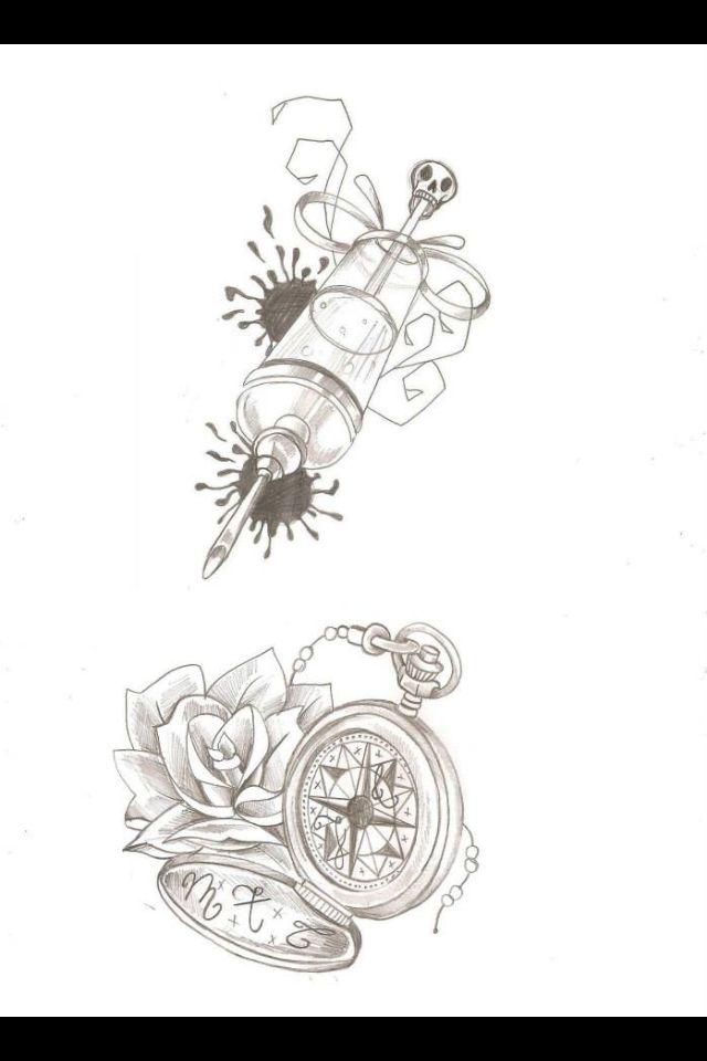 Merries melody seringue boussole gousset drawing | T A T T ...