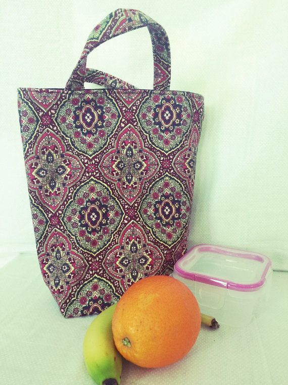 Lunch bag, Insulated Bag, Cold Bag
