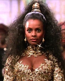 """""""GustyWhileBlack!"""" - bynightafangirl:   Coming to America costume..."""