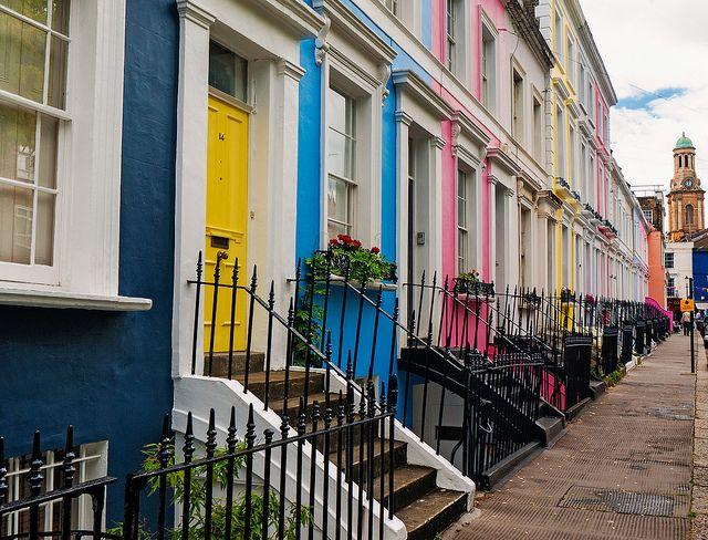 Notthing Hill, London, UK