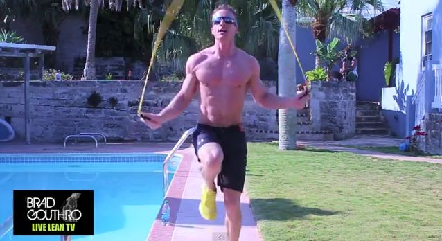 Jump Rope Tabata Workout