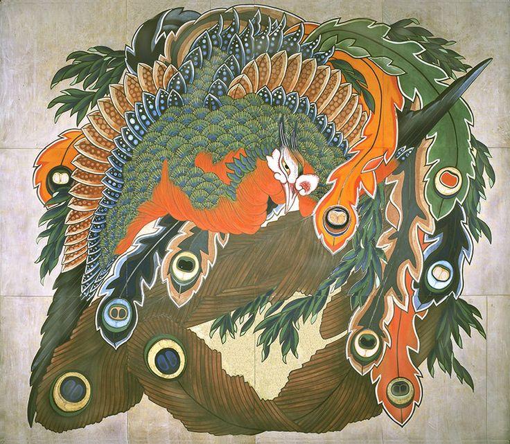 В посёлке Обусэ любил бывать самый знаменитый из художников укиё-э Кацусика Хокусай (1760-1849), получивший мировую известность благодаря серии «Тридцать шесть видов Фудзи» и многим другим произведениям. В период с 1842 по 1848 годы он четырежды посещал Обусэ, несмотря на преклонный возраст – в 1842 году ему было 83 года. По-настоящему восхитительна потолочная роспись, сделанная им в храме Гансёин, который известен ещё и тем, что в нём проводят поминальные службы по средневековому…