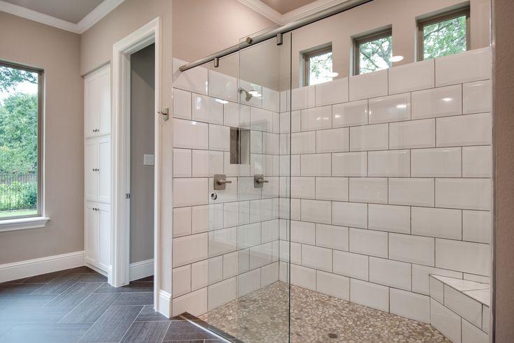 524 Ellison Trace Argyle TX 76226 #dreamhome #interior #interiors #interiordesign #dfw #dallas #greenhome #customhome #architecture #bathroom #dreambathroom #shower #dreamshower