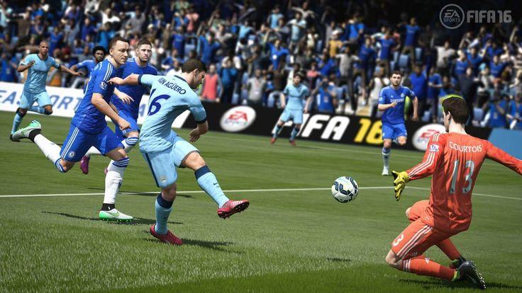 Fifa 2016 Game Free Kicks Compilation....