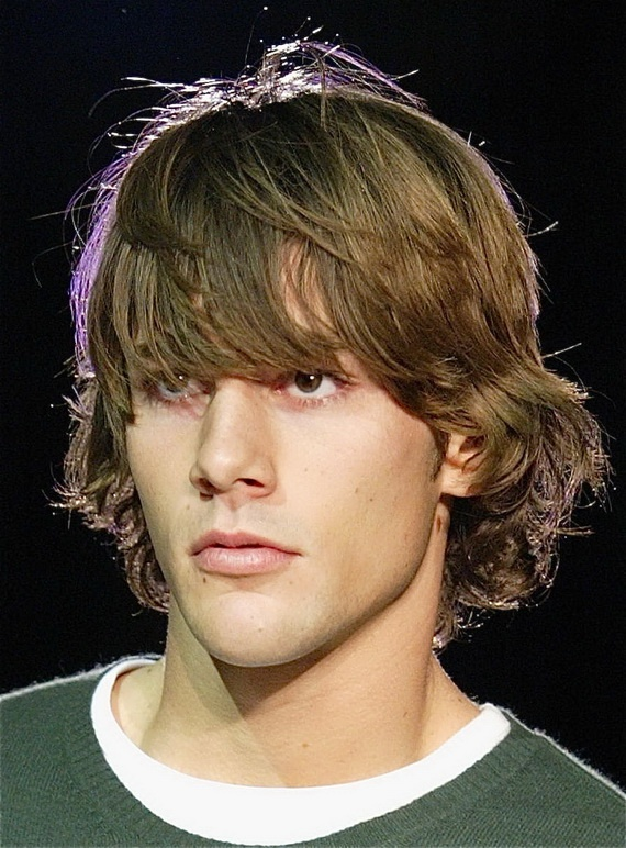 9 Best Male Long Hair Images On Pinterest