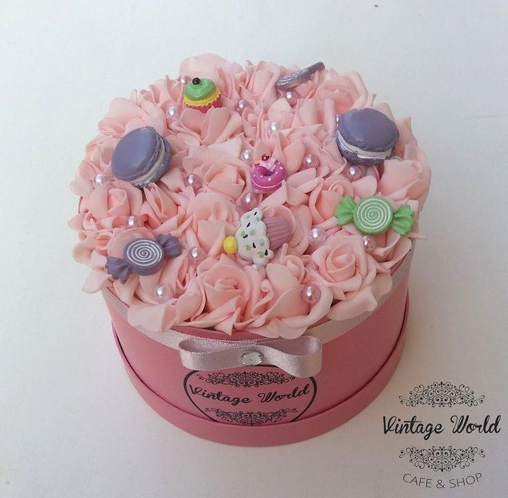 #rose #box #flower #box #rose #sweeties