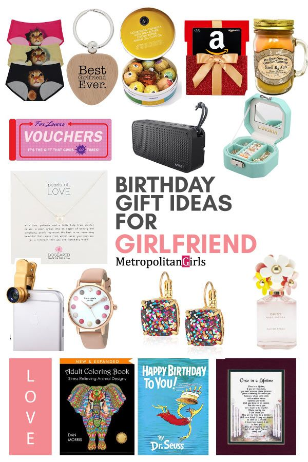Girlfriend 21st Birthday Gift Ideas Image
