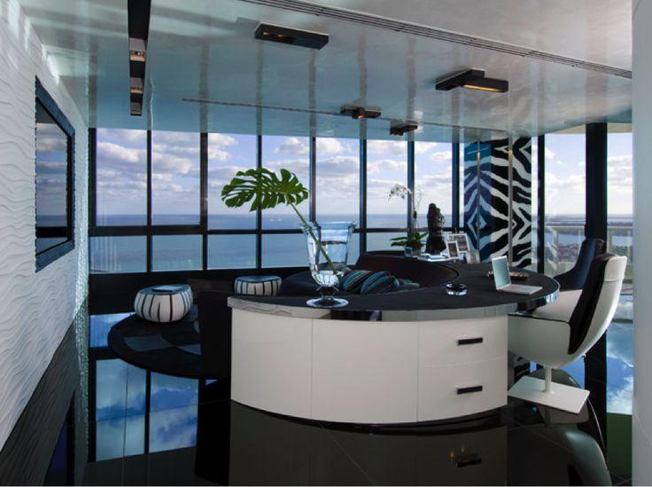 72 best Home Office Design images on Pinterest   Desks, Home ...
