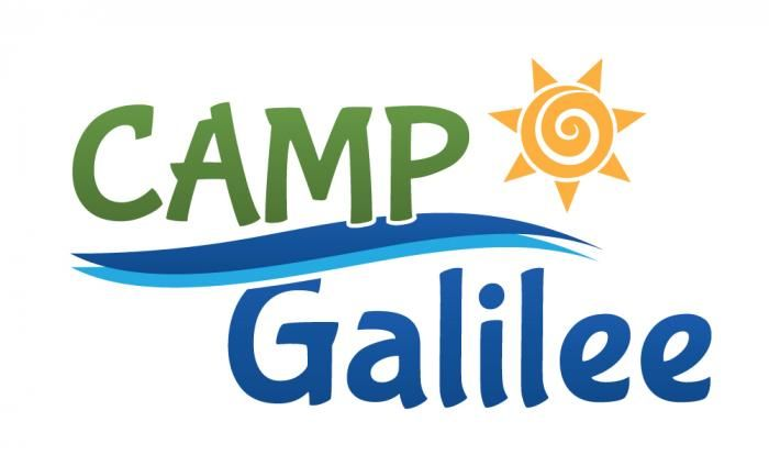 This logo was designed to be used by a local church to promote their summer camp program.