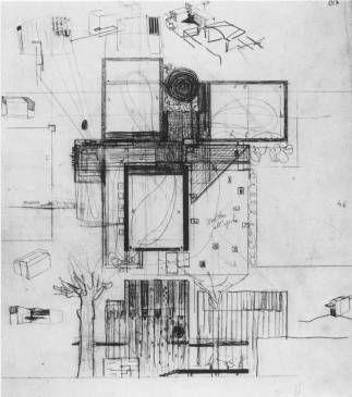 Carlo Scarpa : Padiglione del Venezuela, Giardini della Biennale di Venezia (1953)