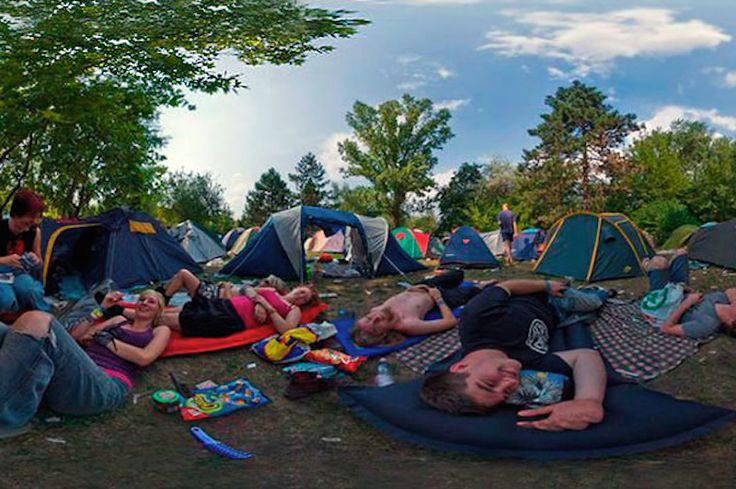 astuces pour survivre en festival