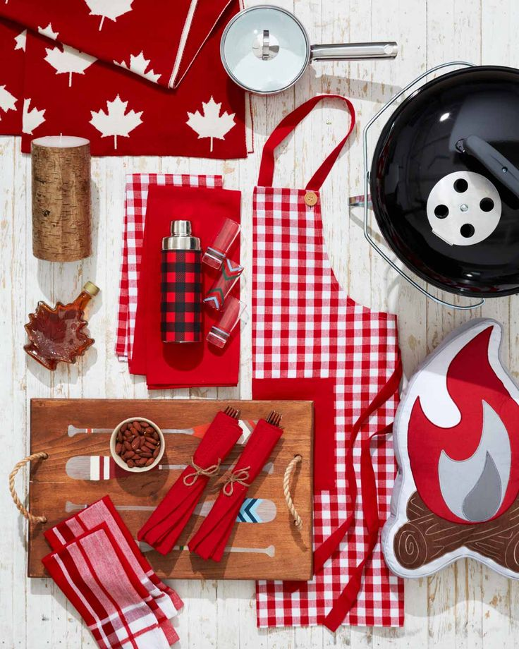 Visit Winners for BBQ products and Canadian themed outdoor décor to celebrate Canada 150.